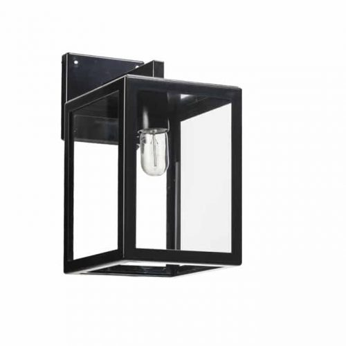 Buitenlamp Tokio 2020 zwart wandlamp hangend TuinExtra buitenverlichting